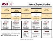 AECP Elective Course Descriptions - ASU International - Arizona ...