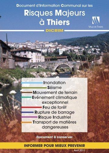 dicrim - Thiers