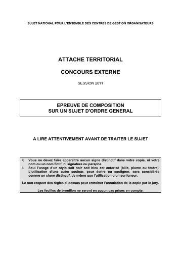 Le divorce pr paration concours attach territorial - Grille avancement attache territorial ...