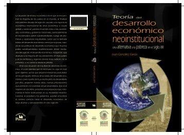 TEORÍA DEL DESARROLLO ECONÓMICO NEOINSTITUCIONAL ...