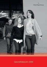Geschäftsbericht 2009 - Investor Relations