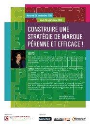 Téléchargement ProgStratMarques - Recherche Marketing & Etudes ...