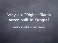 Insights of a High-Growth Founder - Messe Frankfurt
