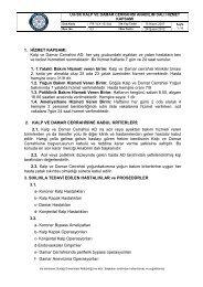 Kalp ve Damar Cerrahisi - Uludağ Üniversitesi Sağlık Kuruluşları
