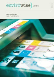 digital printing good practice guide - PDS International