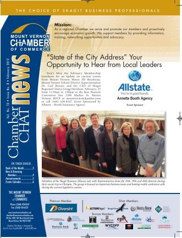 February 2012 - Mount Vernon Chamber of Commerce