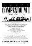 GURPS - Compendium 1.. - Page 2