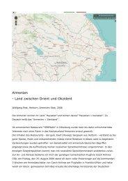 Armenien - Wandern-bilder-siegerland.de