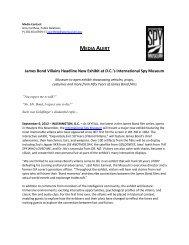 Download PDF - International Spy Museum