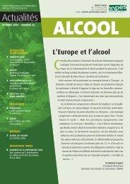 Alcool actualités n°35 - Octobre 2007 - Inpes