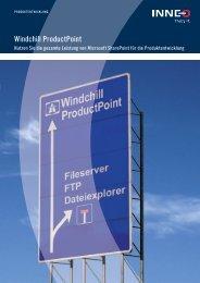 Windchill ProductPoint - Inneo