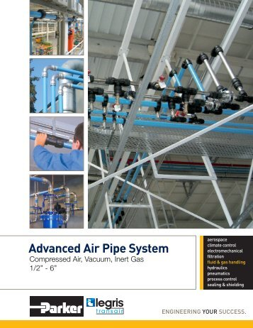 Post Card 1 - Transair Quick Connection Piping