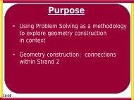 Show 3 - Project Maths