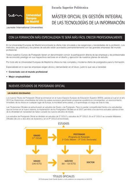 Info completa Máster Gestión Integral TIC (pdf, 110 KB) - ATI