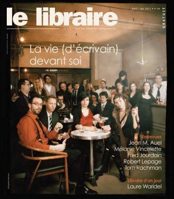 Numéro 64 - Le libraire