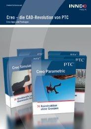 Creo – die CAD-Revolution von PTC: Creo Apps und ...  - Inneo