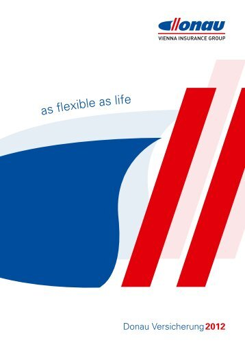 as flexible a - Donau Versicherung
