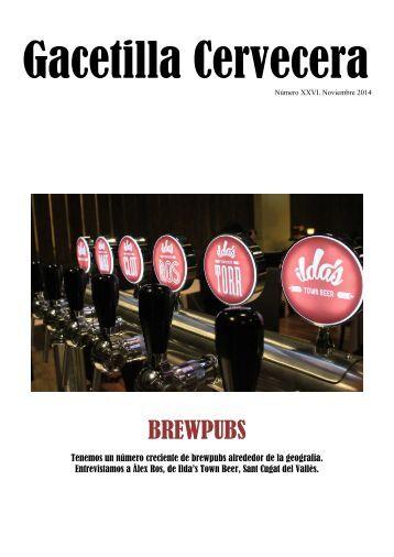 Gacetilla Cervecera XXV