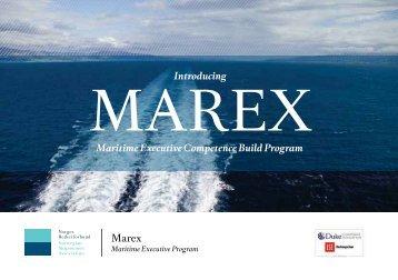 Maritime Executive Competence Build Program Introducing