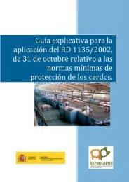 Guía explicativa para la aplicación del RD 1135/2002, de 31 de ...