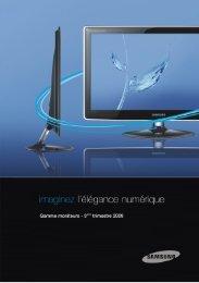 Catalogue Moniteur Q3 Sept.2009