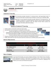 Industrial CT Scanning Benefits of Industrial CT Scanning Material ...
