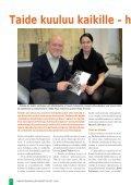Koko lehti pdf-muodossa - Vanhus- ja lähimmäispalvelun liitto - Page 6