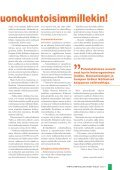 Koko lehti pdf-muodossa - Vanhus- ja lähimmäispalvelun liitto - Page 7