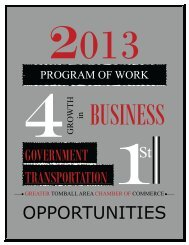 OPPORTUNITIES - Lone Star College System