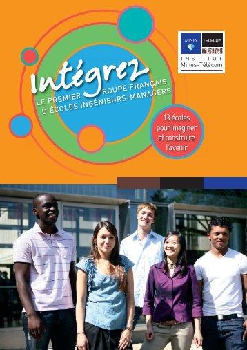 Intégrez le premier groupe Français d'écoles ingénieurs-managers