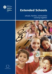Extended Schools - Southern Education and Library Board
