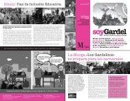 La Murga «Los Gardelitos - Municipalidad de Morón
