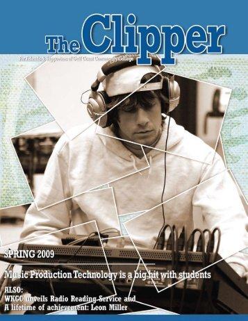 THE CLIPPER 1 - Gulf Coast Community College