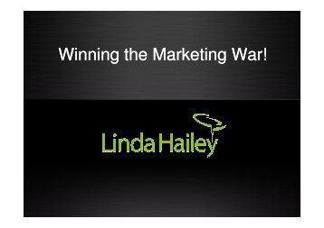 Winning the Marketing War Presentation