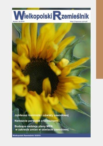 pobierz wersje pdf - Wielkopolska Izba Rzemieślnicza