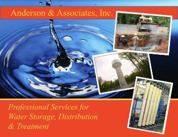Water (West Virginia) - Anderson & Associates, Inc.