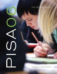 PISA 2006: ensituloksia - Opetusministeriö