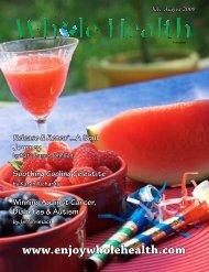 View Magazine - Enjoy Whole Health