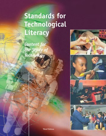 Standards for Technological Literacy - International Technology and ...