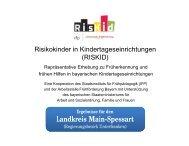 RISKID LK Main-Spessart.pptx - Arbeitsstelle Frühförderung Bayern