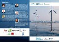 The Speakers - Irish Wind Energy Association