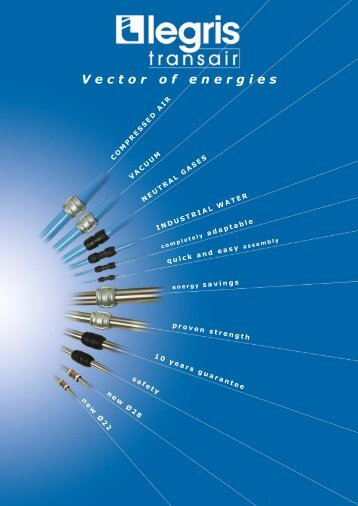 Vector of energies