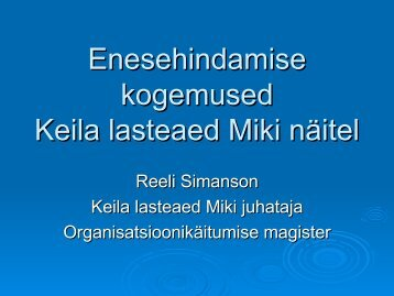 Reeli Simanson
