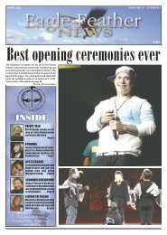 April 2012 - Eagle Feather News