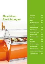 Maschinen Einrichtungen - Gusto AG