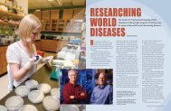 The Center for Tropical and Emerging Global Diseases is making ...