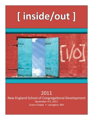 I/O - New England Conference