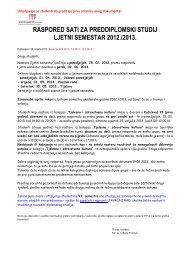 Radiometrijska pitanja za ispit izlazaka