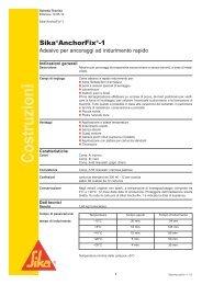Anchorfix-1 100510_ANCHORFIX 1.qxd - Sika Italia SpA