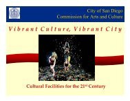 San Diego Commission for Arts & Culture